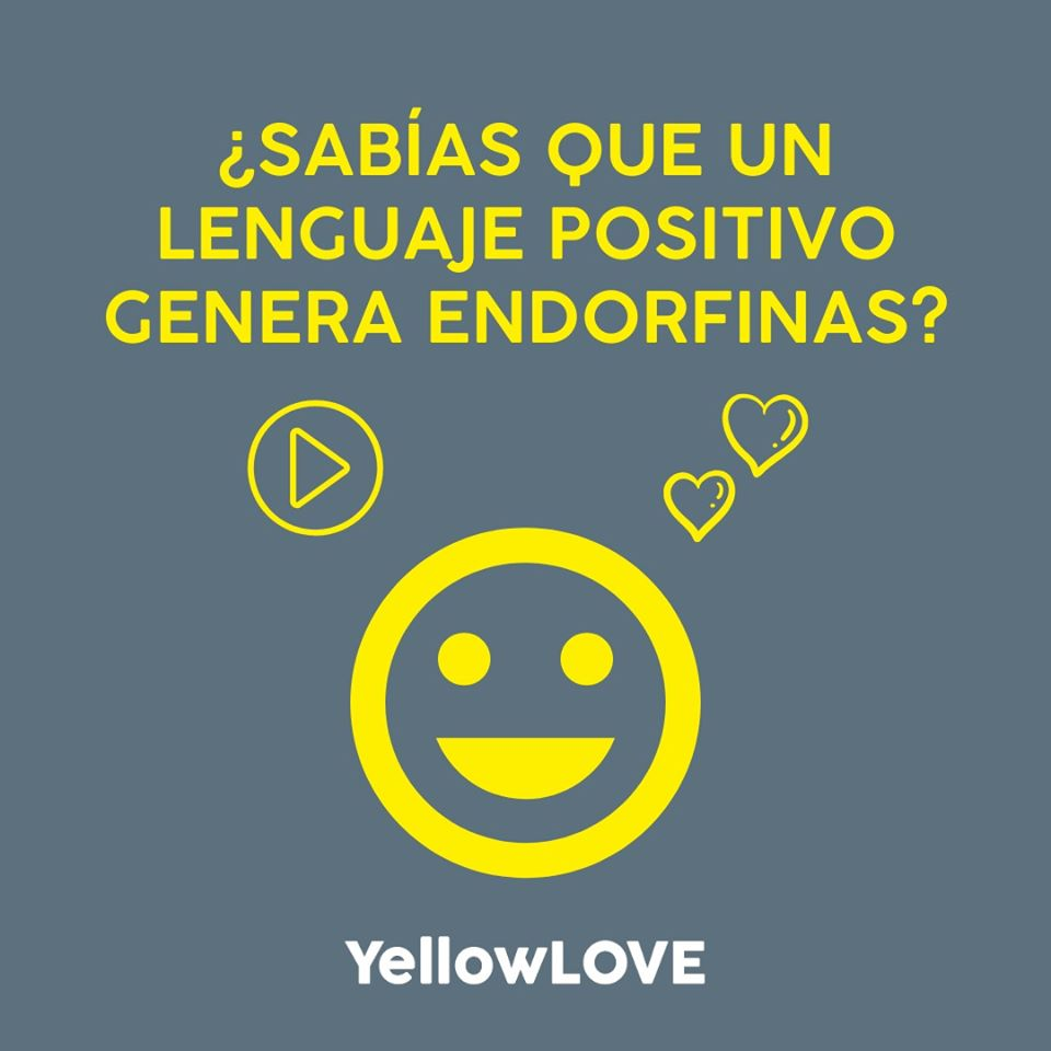 El lenguaje positivo atrae más público a tus redes sociales