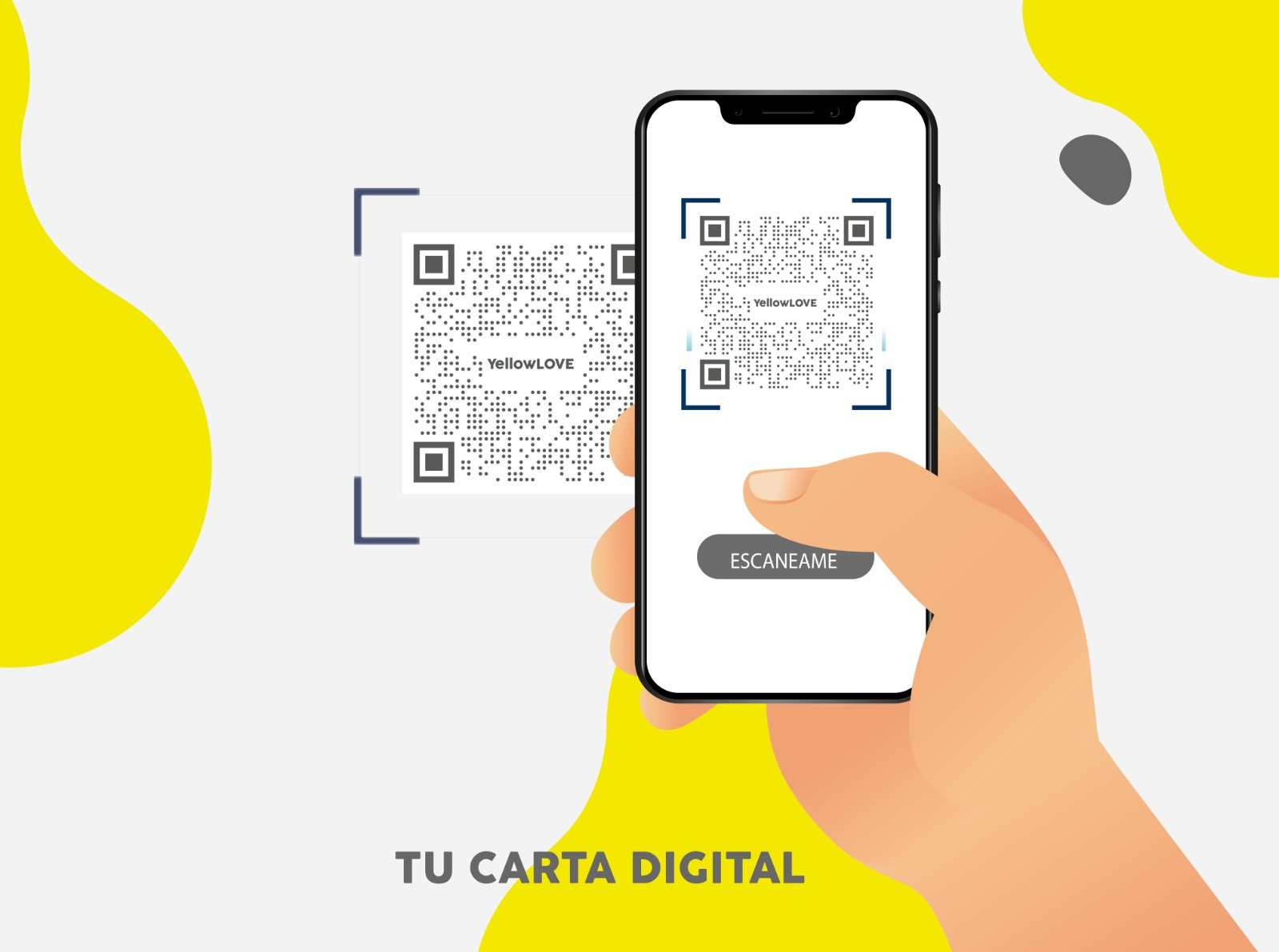 qr carta digital restaurante covid19