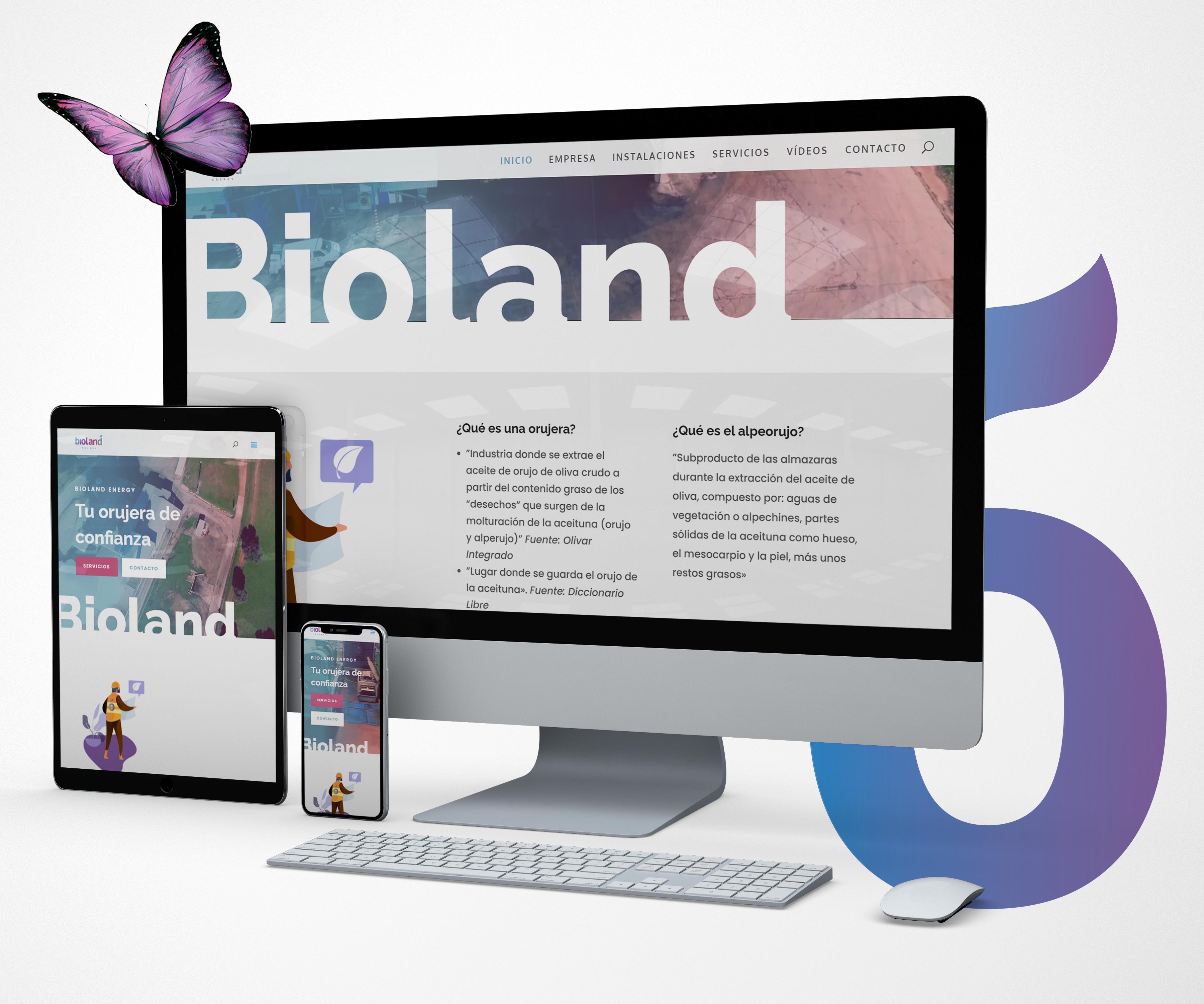 diseño de páginas web bonitas baratas