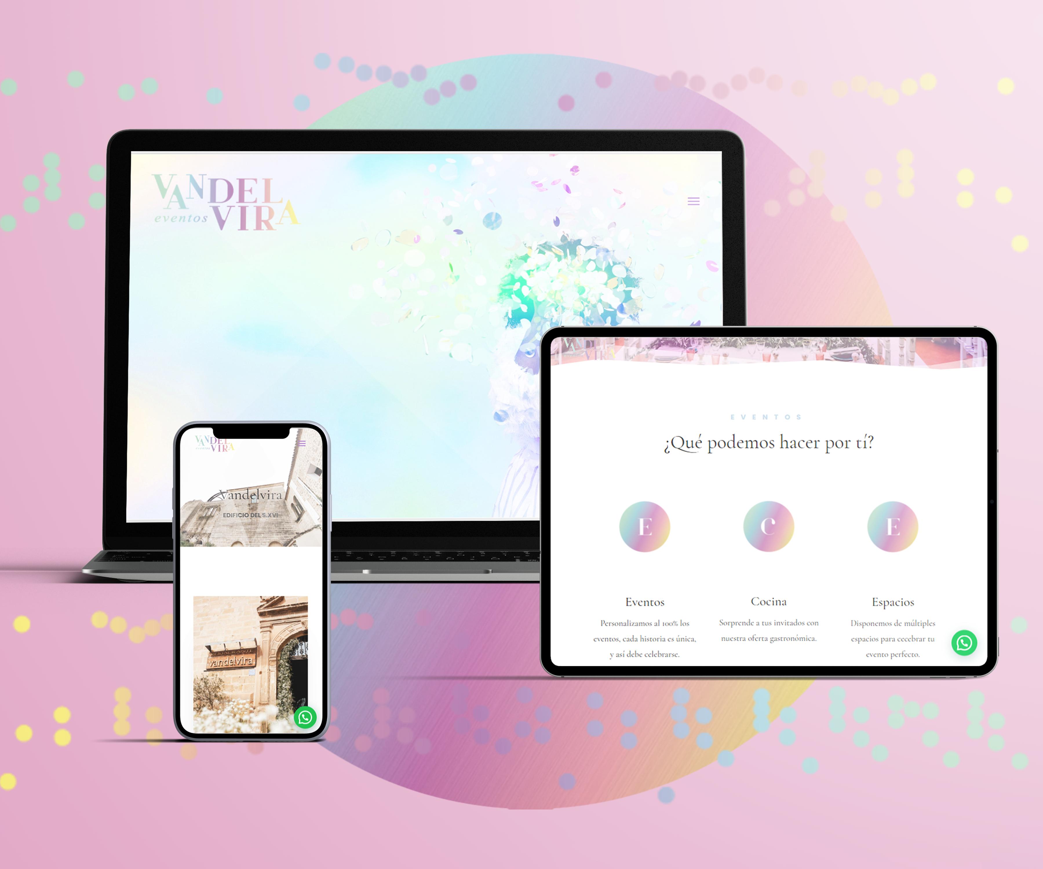 diseño de paginas webs en baeza
